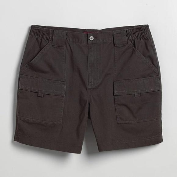 mens cargo shorts 6 inch inseam